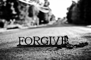 forgive image with chains