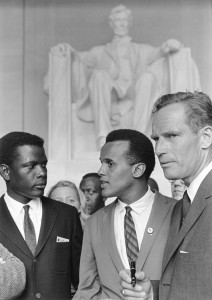Poitier_Belafonte_Heston_Civil_Rights
