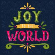 The Christmas Season is about Joy