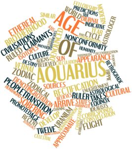 age of aquarius tag cloud