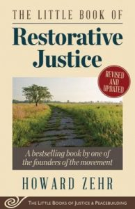 Little Book Of Restorative Justice book cover