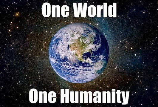 one world one humanity
