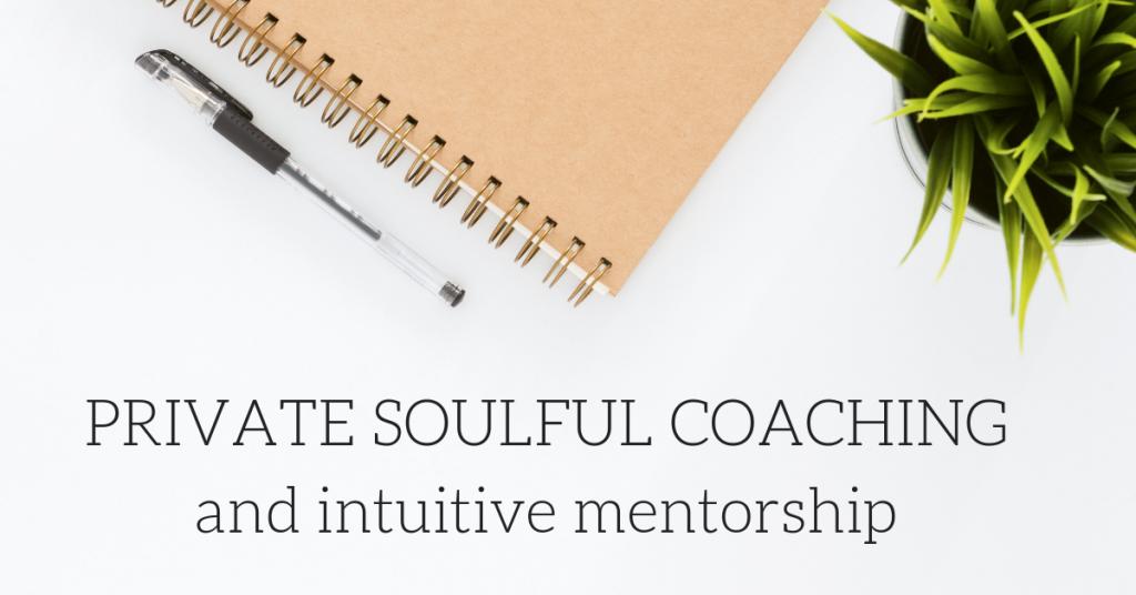 soulful coaching mentoring banner