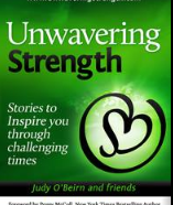 Upcoming Book 'Unwavering Strength' with Judy O'Beirn and friends